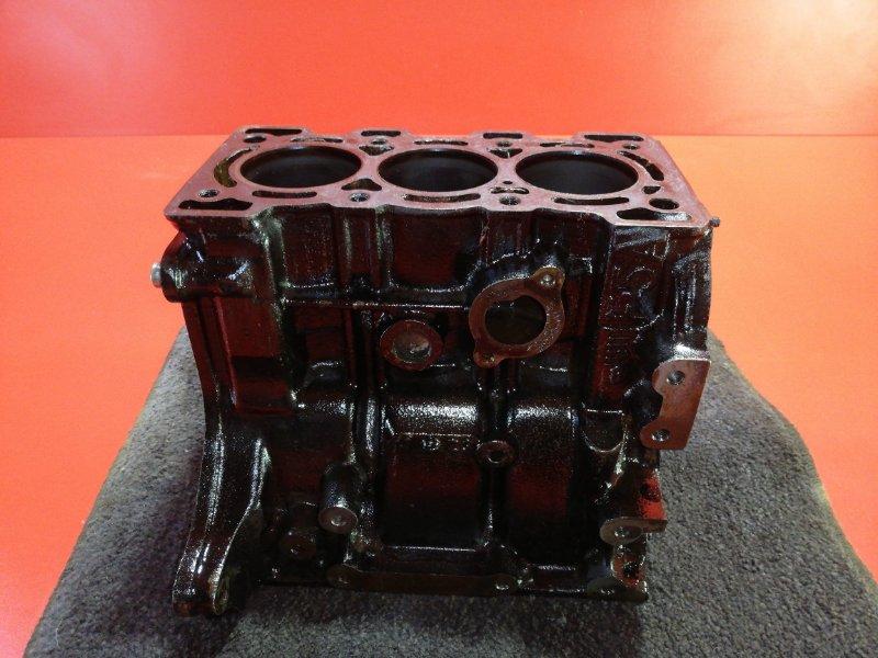 Блок двигателя Suzuki Jimny JA71 F5A 1984 (б/у)
