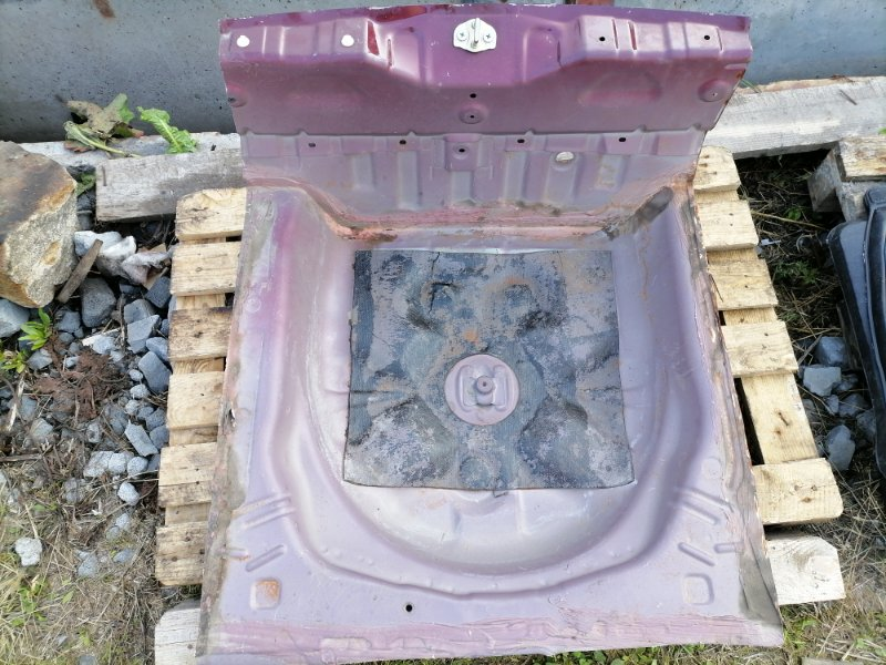 Ванна багажника Lifan X50 LF479Q2-B 2016 задняя (б/у)