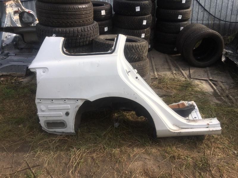 Крыло Toyota Corolla Fielder ZRE141 2ZRFE 2006 заднее правое (б/у)