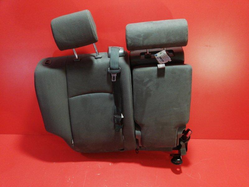 Спинка сиденья Toyota Land Cruiser Prado KDJ150 1KD-FTV 2012 задняя правая (б/у)