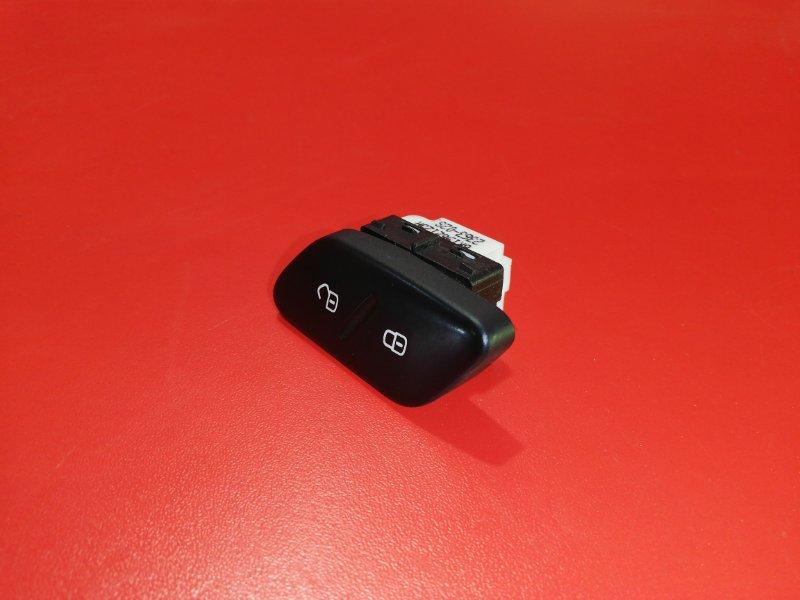 Кнопка блокировки дверей Volkswagen Polo 602 CFNA 2014 (б/у)