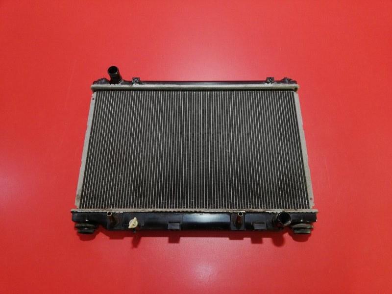 Радиатор двс Mazda Verisa DC5R ZY-VE 2004 (б/у)