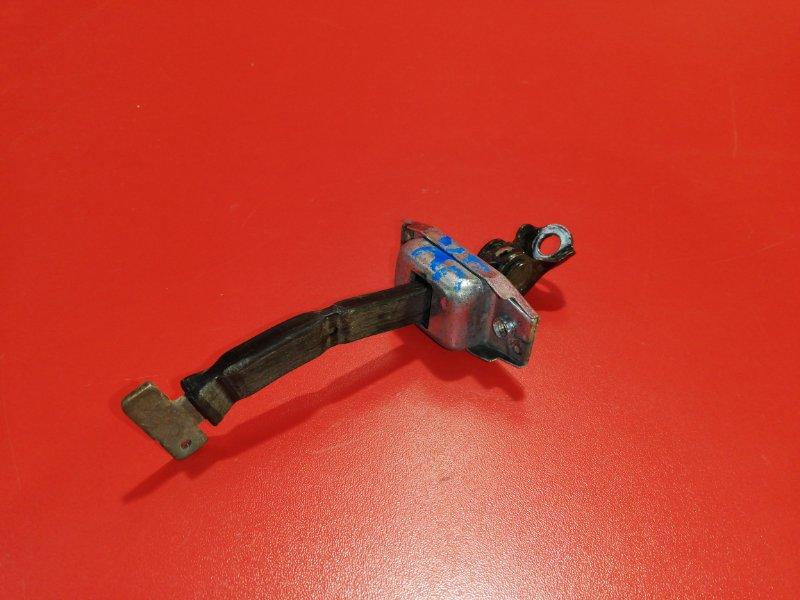 Ограничитель двери Toyota Probox NCP51 1NZ-FE 2002 задний правый (б/у)