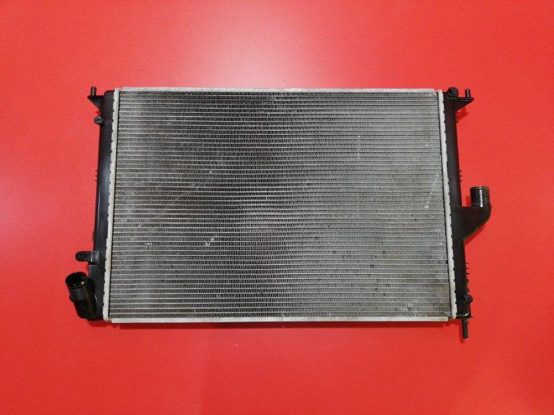 Радиатор двс Renault Logan LS1Y K4M 2010 (б/у)