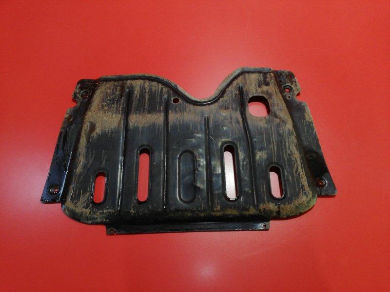 Защита двигателя Renault Logan LS1Y K4M 2010 (б/у)