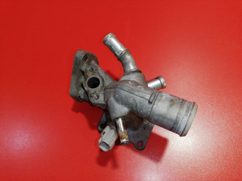 Фланец системы охлаждения Mazda Cx-7 ER3P L3-VDT 2006 (б/у)