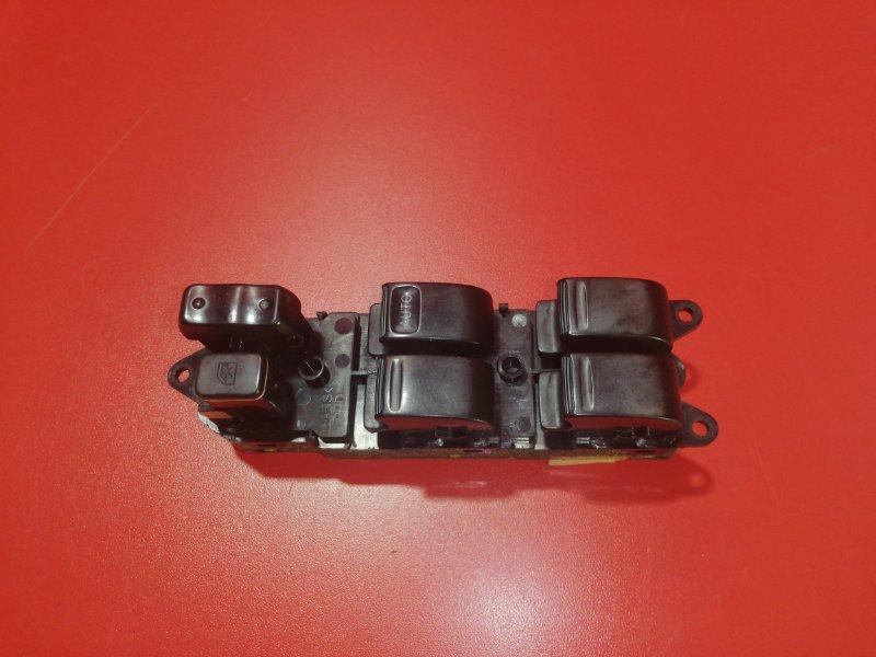 Блок управления стеклоподъемниками Toyota Mark Ii JZX100 1JZ-GE 1996 передний правый (б/у)