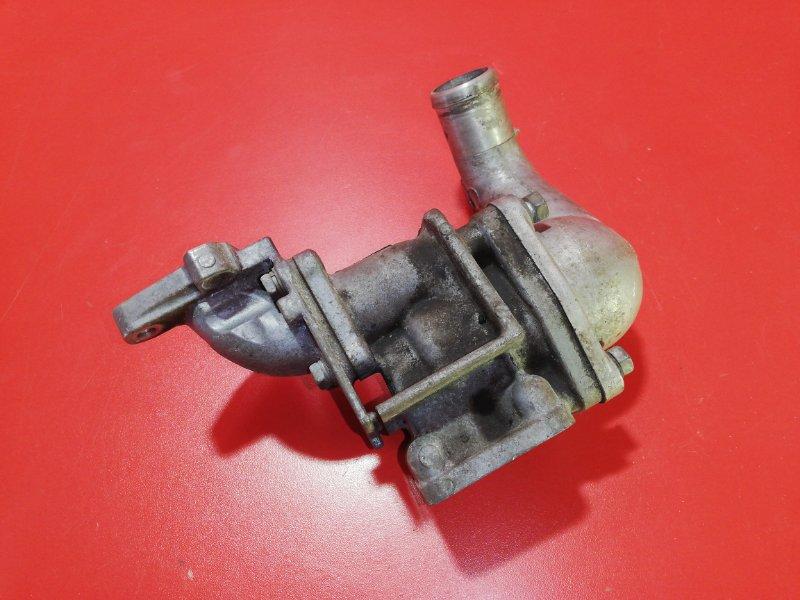 Корпус термостата Mitsubishi Pajero V97W 6G75 2006 (б/у)