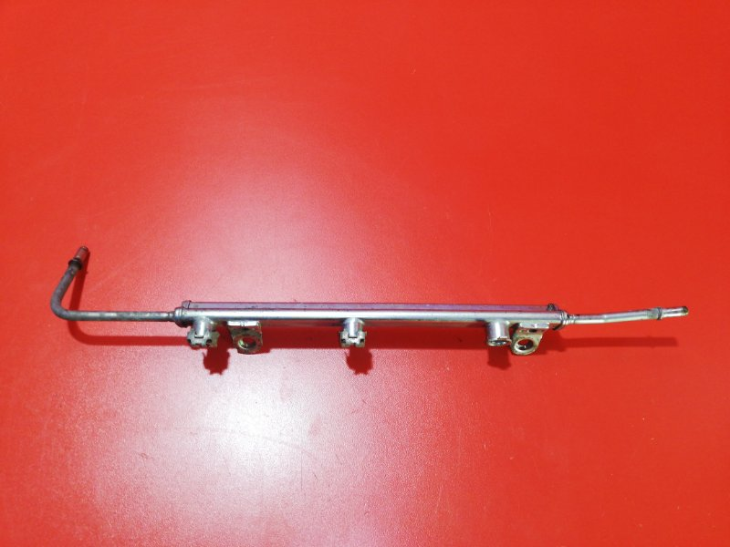 Рейка топливная Mitsubishi Pajero V97W 6G75 2006 правая (б/у)