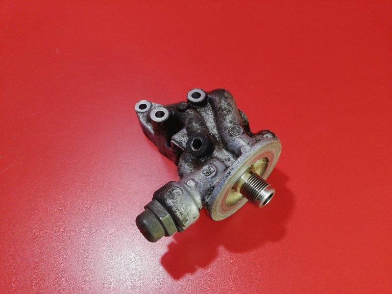 Кронштейн масляного фильтра Mitsubishi Pajero V97W 6G75 2006 (б/у)