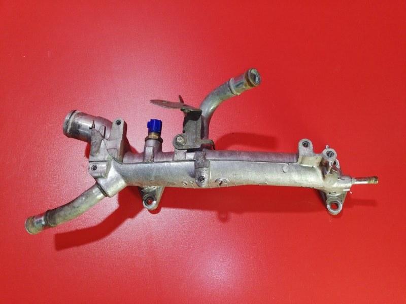 Фланец системы охлаждения Nissan Murano Z50 VQ35DE 2002 (б/у)