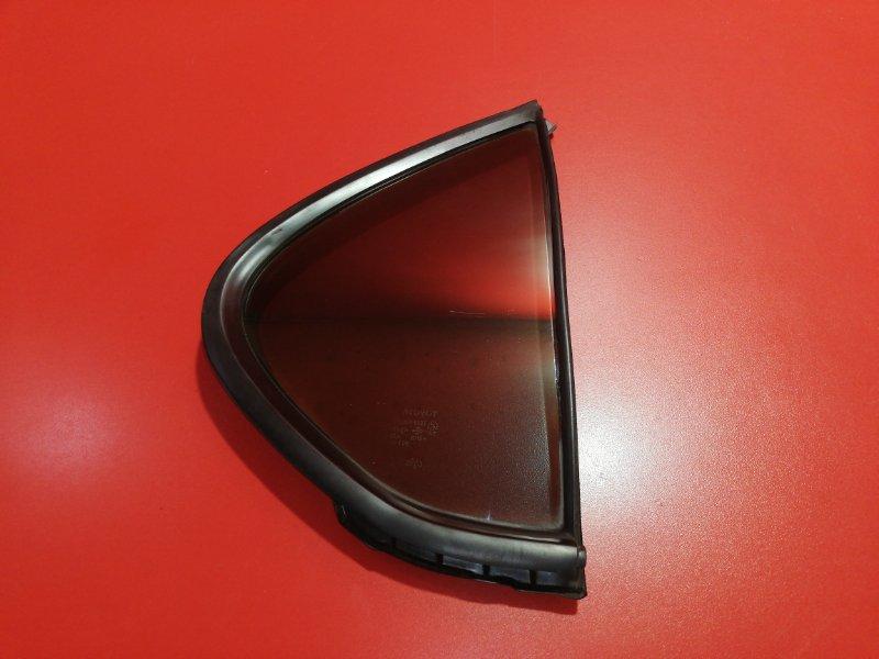 Стекло двери Toyota Vista SV41 3S-FE 1994 заднее правое (б/у)
