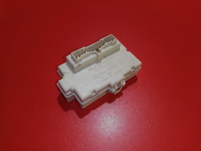 Блок комфорта Toyota 4Runner LN130 2L-TE 1989 (б/у)