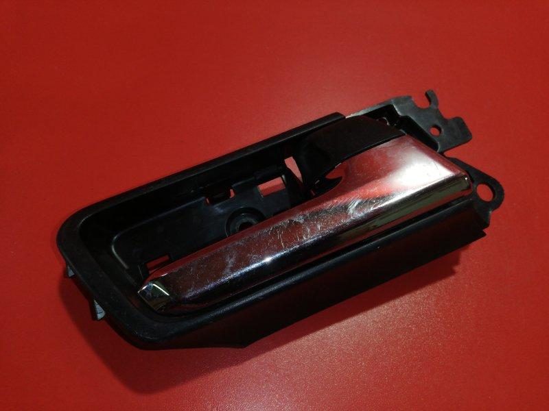 Ручка двери внутренняя Toyota Land Cruiser Prado KDJ150 1KD-FTV 2012 передняя правая (б/у)