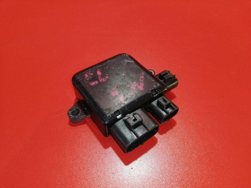 Резистор вентилятора охлаждения Mitsubishi Airtrek CU4W 4G64 2001 (б/у)