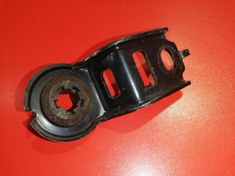 Кронштейн крепления радиатора Nissan Primera P12 QR20DE 2001 передний левый (б/у)