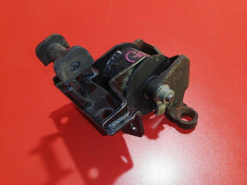 Подушка двигателя Mazda Mpv LV5W GY 1999 передняя левая нижняя (б/у)