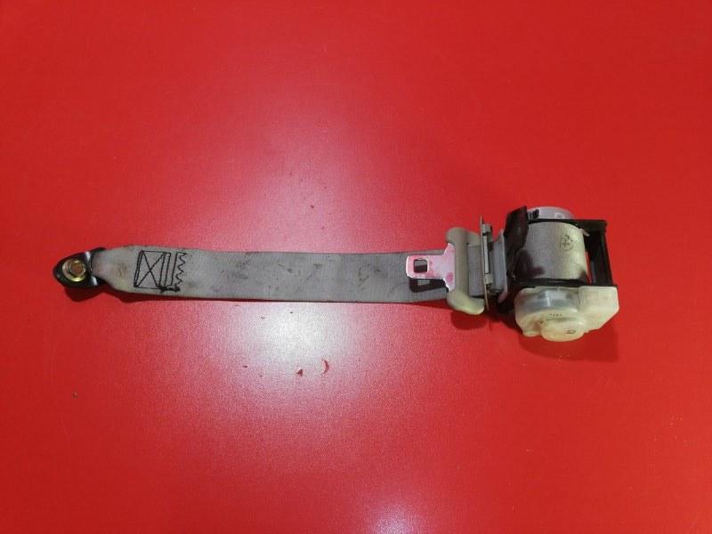 Ремень безопасности Nissan Primera HP12 SR20VE 2001 задний правый (б/у)