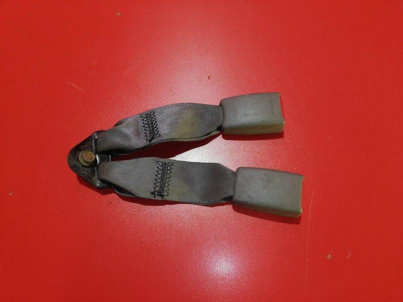 Ответная часть ремня безопасности Nissan Sunny B15 QG13DE 1998 задняя левая (б/у)
