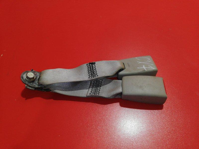 Ответная часть ремня безопасности Mazda Cx-7 ER L3-VDT 2006 задняя правая (б/у)