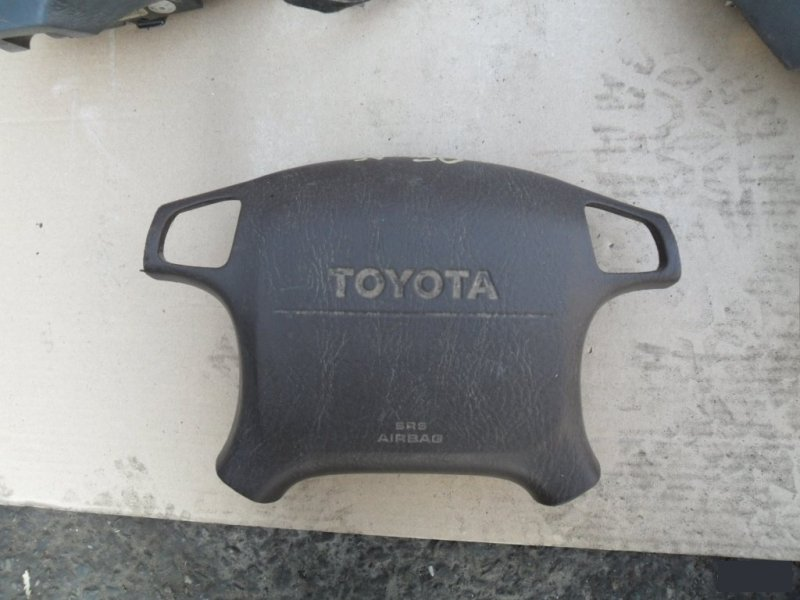 Airbag на руль Toyota Vista SV30 4SFE (б/у)