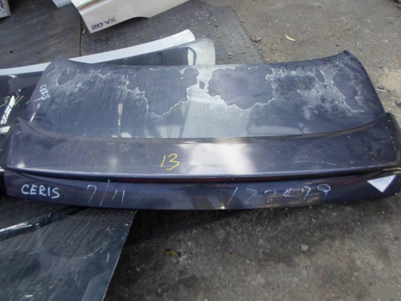 Крышка багажника Toyota Ceres AE101 (б/у) 13
