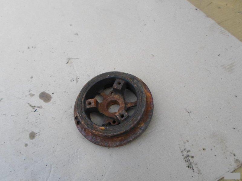 Шкив коленвала Toyota Estima CXR20 3CTE (б/у)