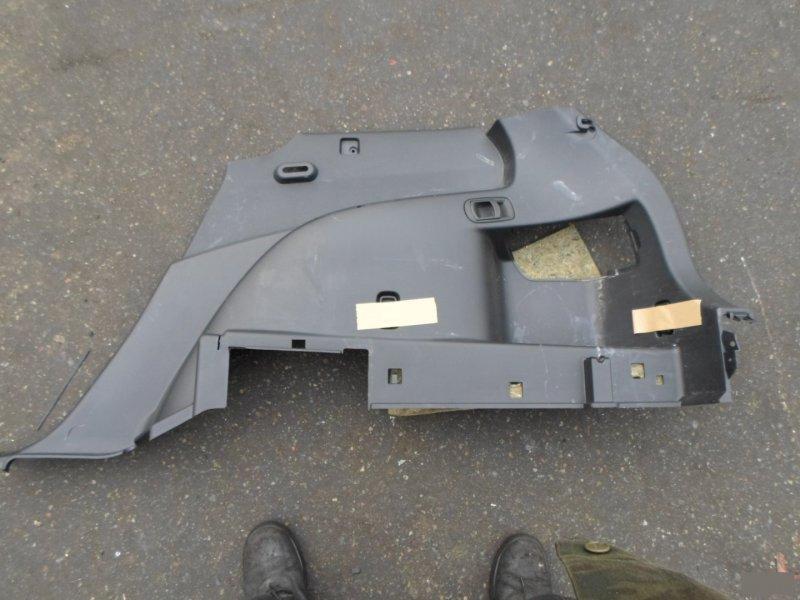 Обшивка багажника Mazda Cx-7 ER3P задняя правая (б/у) 87
