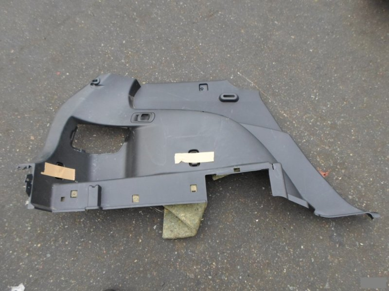 Обшивка багажника Mazda Cx-7 ER3P задняя левая (б/у) 88