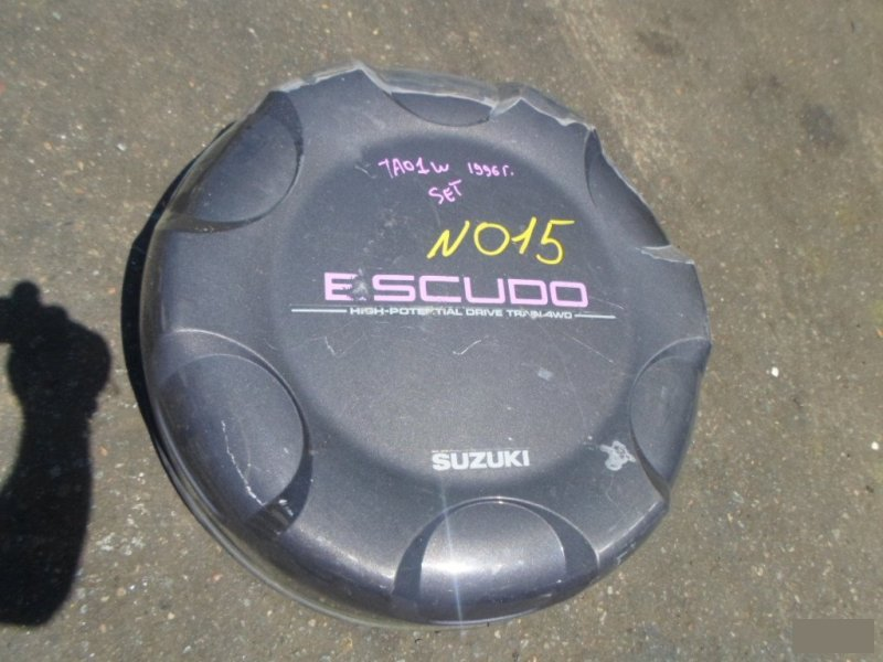 Колпак Suzuki Escudo TA01W (б/у) 15