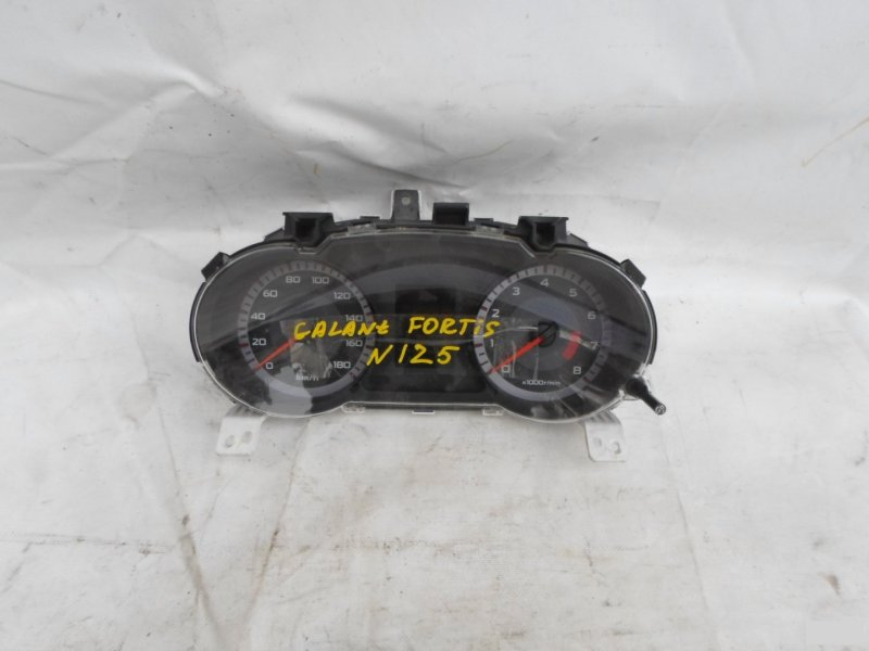 Спидометр Mitsubishi Galant Fortis CY4A 4B11 (б/у) 125 769166220H