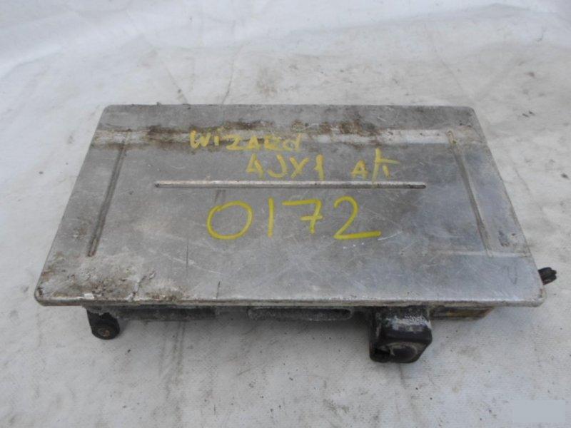 Блок управления efi Isuzu Wizard UES73FW 4JX1TE (б/у) 9363169 9363169