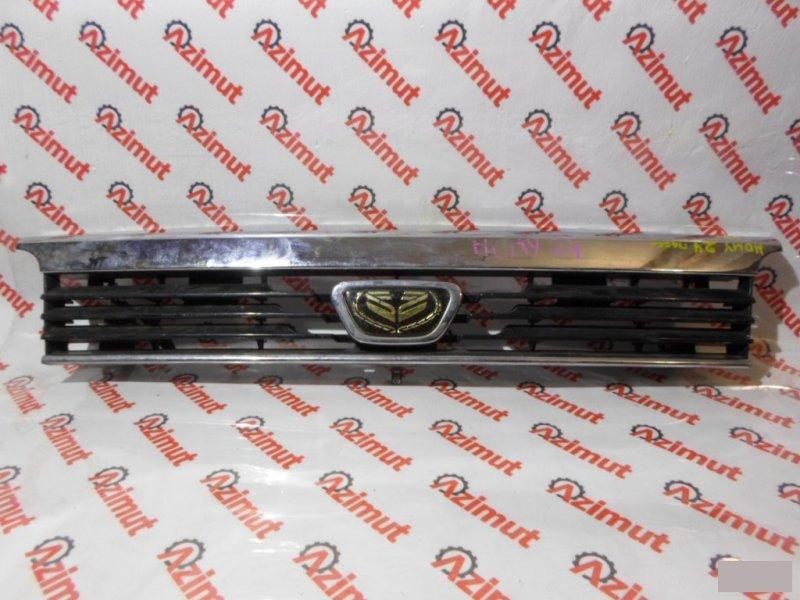 Решетка радиатора Nissan Homy ARME24 (б/у) 62310 38N10 138