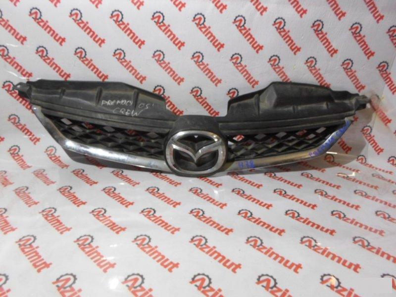 Решетка радиатора Mazda Premacy CREW (б/у) 478