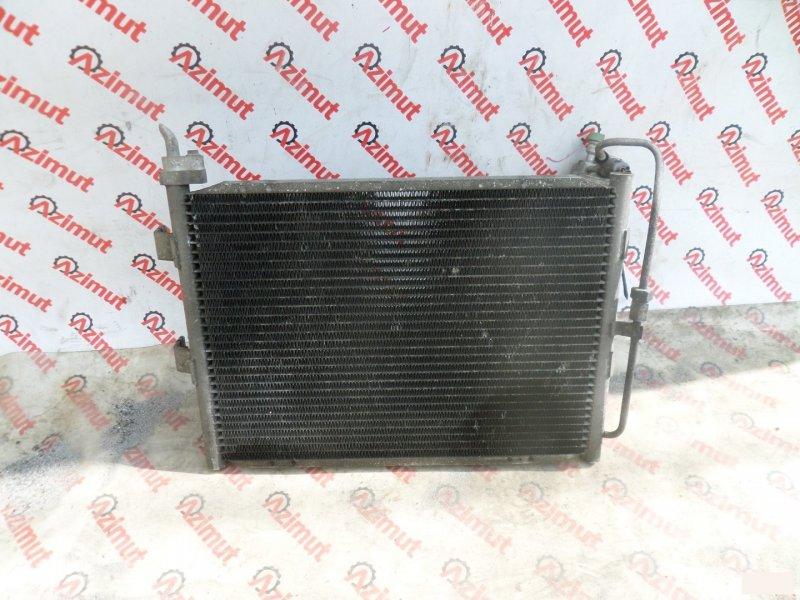 Радиатор кондиционера Suzuki Jimny JB23W K6A (б/у) 719