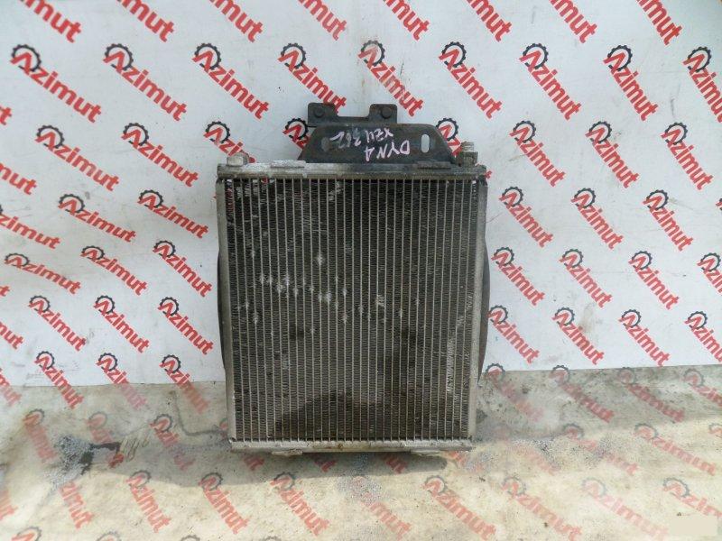 Радиатор кондиционера Toyota Dyna XZU362 S05C (б/у)