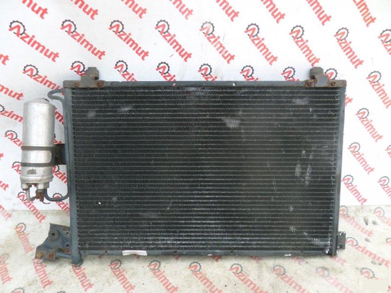 Радиатор кондиционера Isuzu Bighorn UBS25GW 6VD1 (б/у)