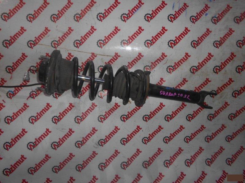Стойка Toyota Soarer JZZ30 1JZGE задняя правая (б/у)