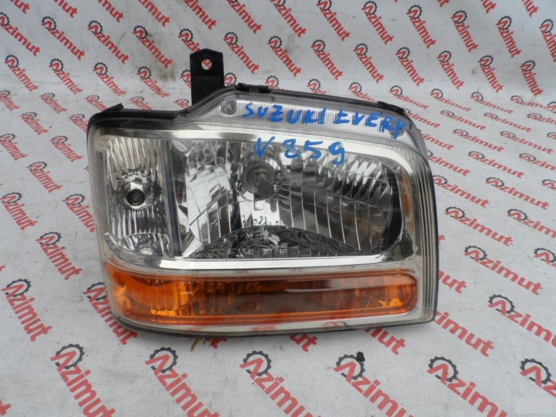 Фара Suzuki Every DB52V правая (б/у) 859 10032673