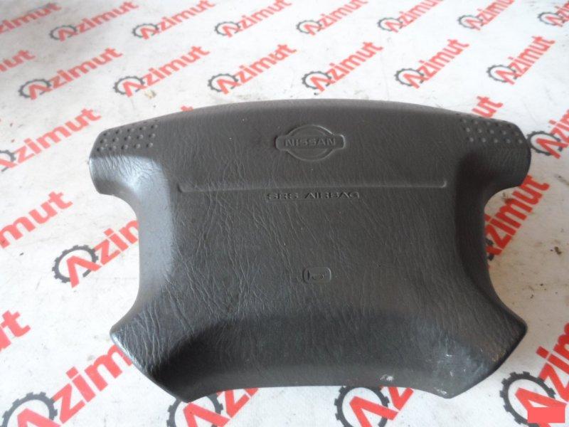 Airbag на руль Nissan Safari WRGY61 TD42T (б/у)