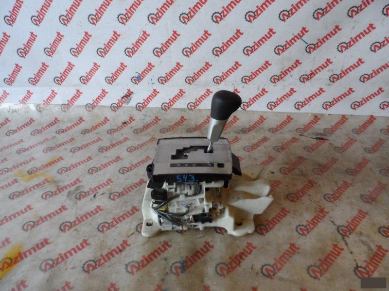 Селектор акпп Mitsubishi Galant Fortis CY4A 4B11 (б/у) 543