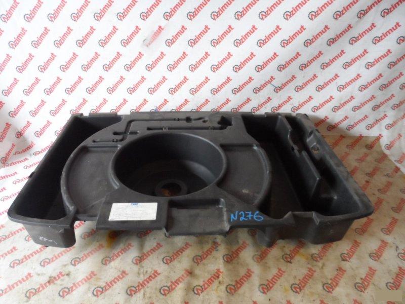 Ванночка в багажник Toyota Voltz ZZE136 задняя (б/у)