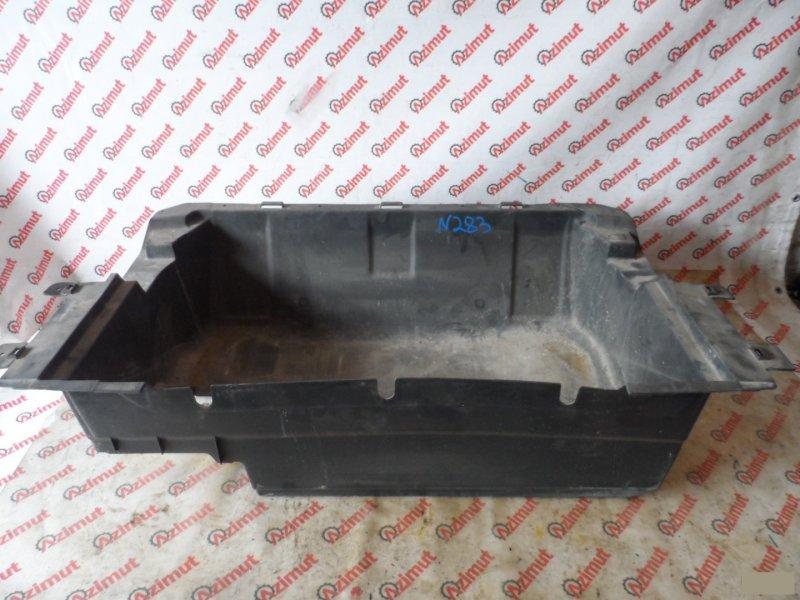 Ванночка в багажник Mitsubishi Pajero V75W задняя (б/у)