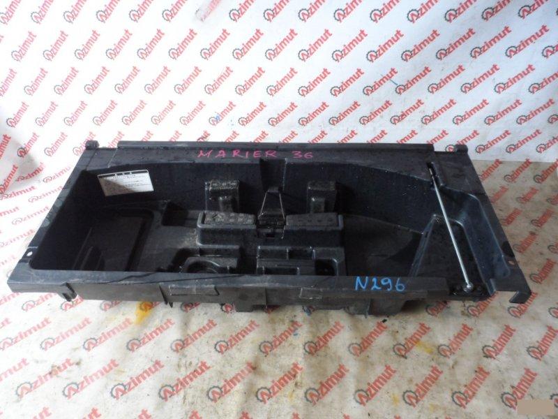 Ванночка в багажник Toyota Harrier ACU30W 2AZFE задняя (б/у)