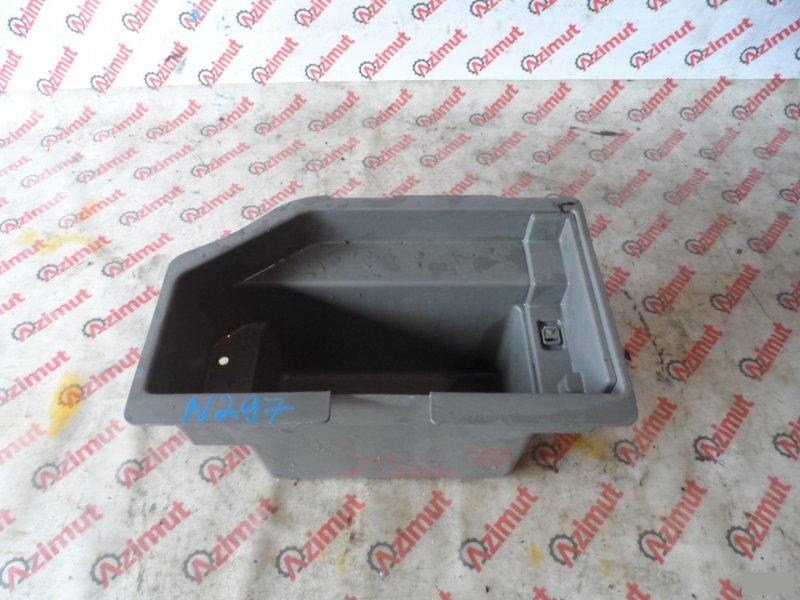 Ванночка в багажник Nissan Safari WYY61 задняя левая (б/у)