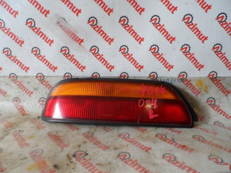 Стоп-сигнал Nissan Presea R10 левый (б/у) 94 4614