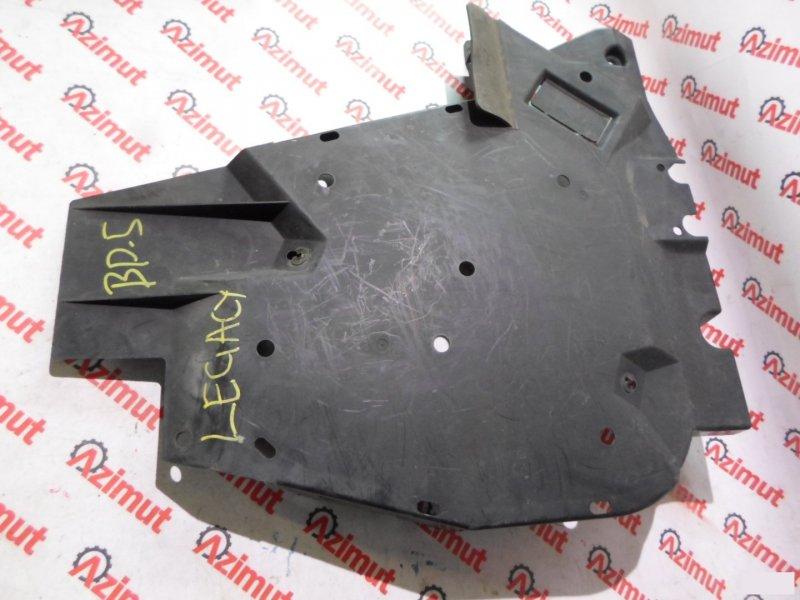 Защита топливного бака Subaru Legacy BP5 правая (б/у)