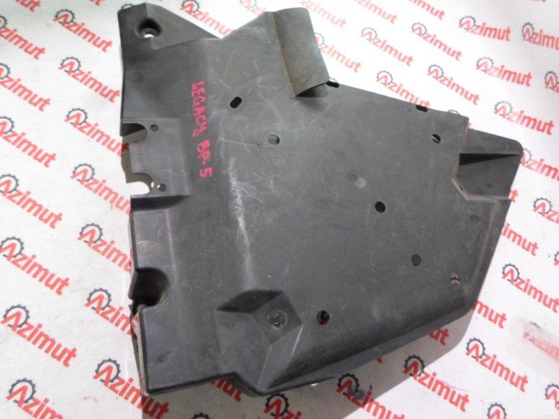 Защита топливного бака Subaru Legacy BP5 левая (б/у)