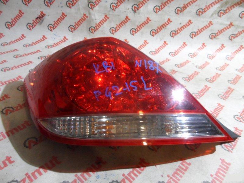 Стоп-сигнал Honda Legend KB1 левый (б/у) 187 4215