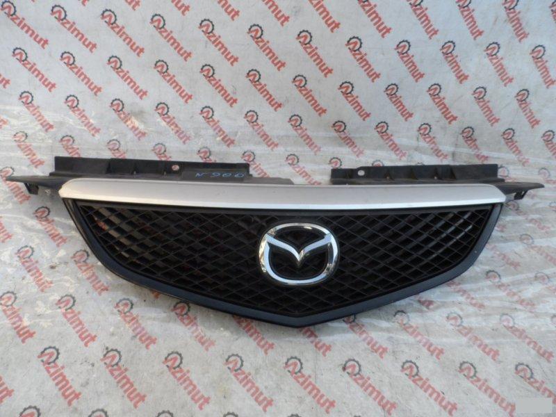 Решетка радиатора Mazda Mpv LW3W (б/у) 900